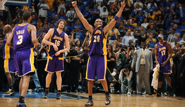 lakers 2009